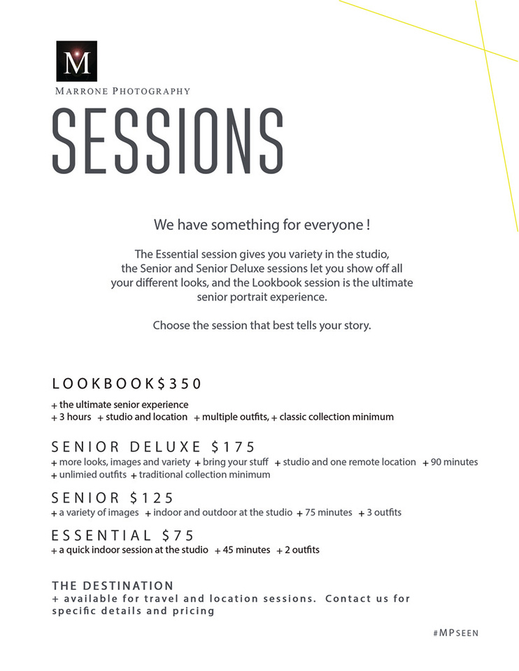 2015 Senior Sessions